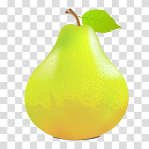 Pear Fruit, pear PNG