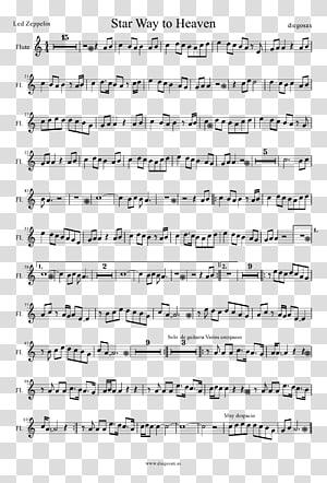 Sheet Music Flute Oboe Saxophone, gesang PNG clipart