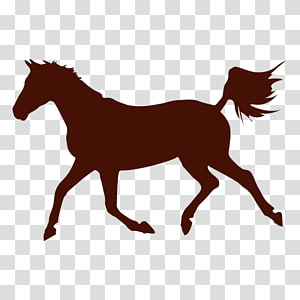 Horse Silhouette , horse PNG