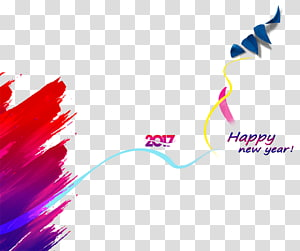 happy new year PNG clipart