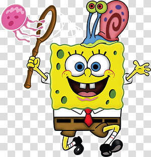 Patrick Star Squidward Tentacles SpongeBob SquarePants Mr. Krabs, spongebob PNG