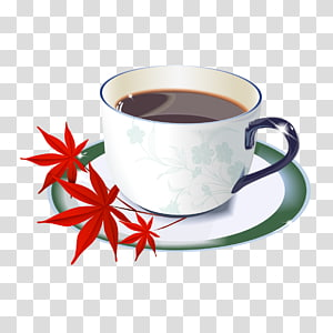 Coffee cup Teapot Teacup, Beautiful coffee cups PNG