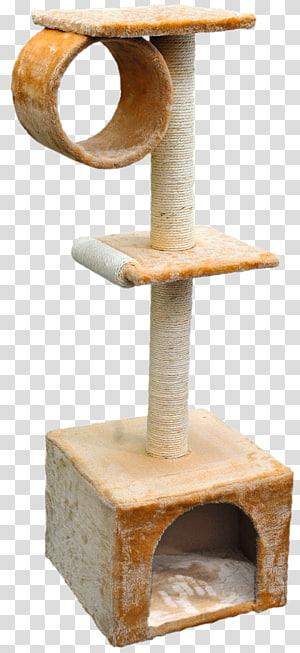 Cat tree Furniture, Cat PNG