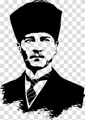 Mustafa Kemal Ataturk , Mustafa Kemal Atatürk Commemoration of Atatürk, Youth and Sports Day Republic Day 10 November Hallaçlı, Gölbaşı, mustafa kemal ataturk PNG