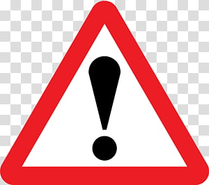 Warning sign Traffic sign Hazard Safety, Traffic Signs PNG clipart