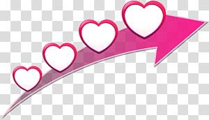 love arrow PNG