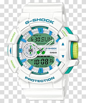 G-Shock Shock-resistant watch Analog watch Casio, Watch Parts PNG clipart