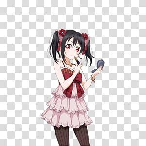 Love Live! School Idol Festival Nico Yazawa Anime Maki Nishikino Umi Sonoda, anime character PNG