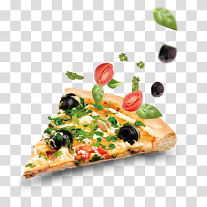 sliced pizza, New York-style pizza Italian cuisine Take-out Pasta, Pizza PNG clipart