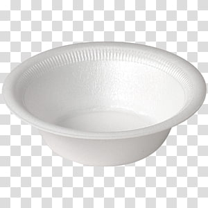 Disposable Bowl Plate Styrofoam Tableware, Plate PNG