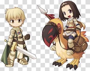 Ragnarok Online RO: Idle Poring Ragnarok Classic MMORPG Knight Ragnarök, Knight PNG