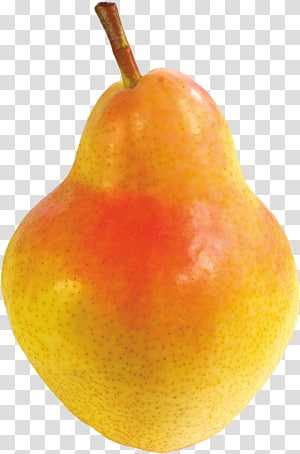 Asian pear Fruit, Pear PNG clipart