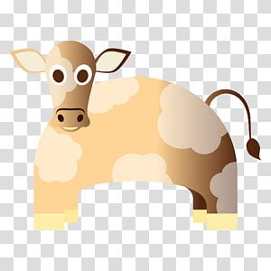 Cattle Inkscape , others PNG clipart