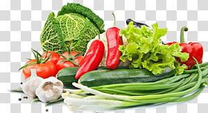 Leaf vegetable Vegetarian cuisine , fruit sketch,Beautifully fresh vegetables, assorted vegetables PNG
