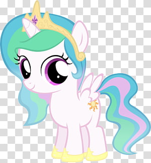 My Little Pony pony character , Princess Celestia Princess Cadance Princess Luna Twilight Sparkle Rainbow Dash, My little pony PNG clipart
