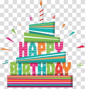 Wedding invitation Birthday cake Greeting & Note Cards Happy Birthday to You, Birthday PNG clipart