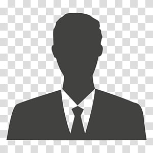 Silhouette Avatar , business people silhouettes PNG