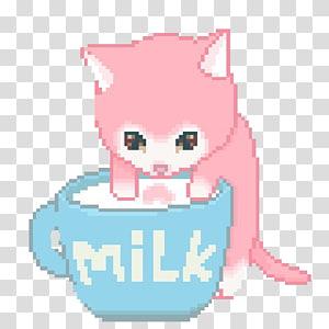 Kitten Cat Animation, kitten PNG