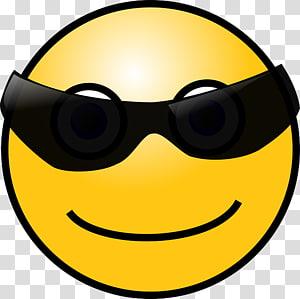 Free content , Happy Emoticon Icon PNG