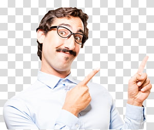 Public Relations Thumb Human behavior Business White-collar worker, index finger PNG