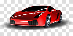 Sports car Enzo Ferrari Ford Super Duty, car PNG