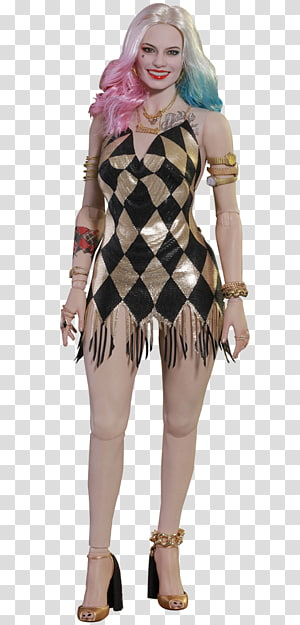 Harley Quinn Suicide Squad Joker Clothing Dress, night club outfits PNG
