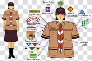 Seragam Pramuka Cub Scout Gerakan Pramuka Indonesia Uniform, siaga 1 PNG clipart