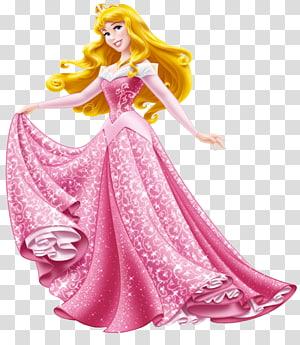 yellow hair princess illustration, Princess Aurora Princess Jasmine Belle Cinderella Rapunzel, sleeping beauty PNG clipart