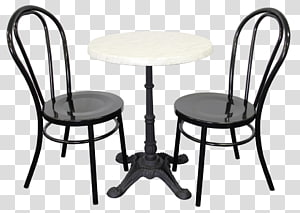 Table Cafe Coffee Chair Furniture, table PNG