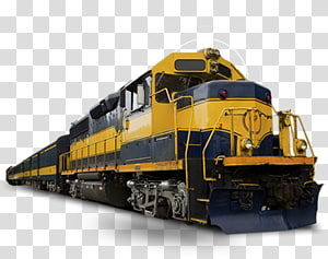 Rail transport Train Rail freight transport, train PNG