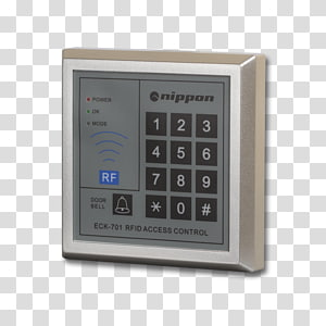 Access control Radio-frequency identification Security Alarms & Systems Lock Identity document, card reader PNG