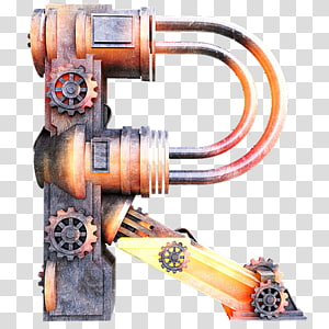 Trademark Big data, R trademark creative hot metal PNG