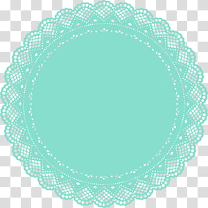 blue circle pad PNG