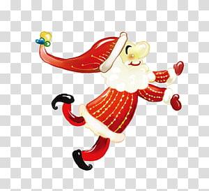 naughty santa claus PNG clipart