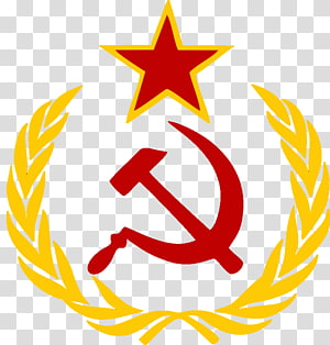 Hammer and sickle Communism , hammer PNG clipart