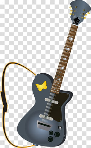 Musical instrument Electric guitar, Musical Instruments PNG