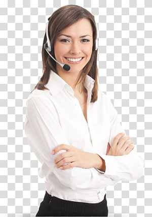 Call Centre Customer Service Callcenteragent Technical Support, happy customer PNG