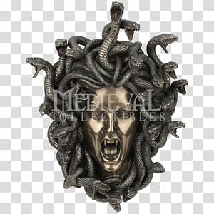 Perseus with the Head of Medusa Medusa Rondanini Sculpture, medusa PNG