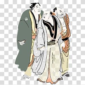 Japan Samurai Bushi, Japanese Samurai PNG