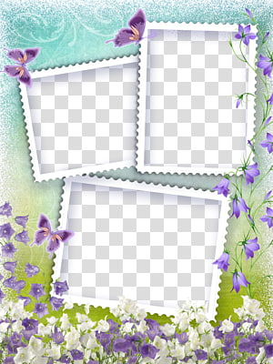 sweet style frame background PNG