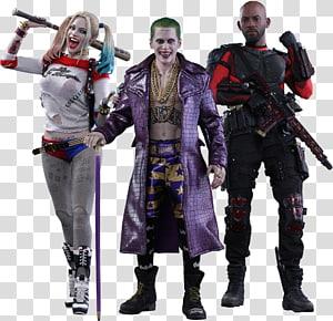 Harley Quinn Deadshot Joker Hot Toys Limited Action & Toy Figures, harley quinn PNG