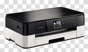 Multi-function printer Inkjet printing Duplex printing Paper, printer PNG