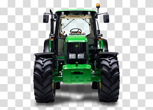 John Deere Tractor Agriculture Loader Farm, tractor PNG clipart