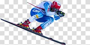 Nordic combined Ski Bindings Downhill Slalom skiing, skier PNG