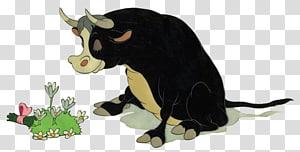 The Story of Ferdinand Bull Film Animated cartoon, Ferdinand The Bull PNG clipart