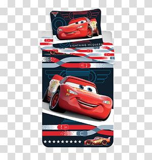 Lightning McQueen Cars Duvet Covers Bedding Parure de lit, mcqueen 95 PNG