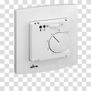 ALRE-IT Regeltechnik GmbH Fetr Thermostat Underfloor heating Bộ điều khiển, FETR PNG