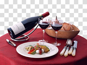 Cocktail Wine Bulgarian cuisine Drink Food, Product + table PNG