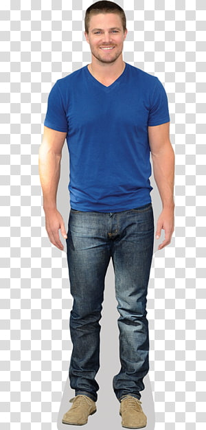 T-shirt Hoodie Denim Clothing Jumpsuit, Stephen Amell PNG