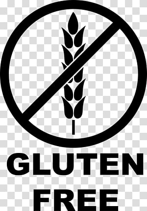 Gluten-free diet Label Milk Decal, milk PNG clipart
